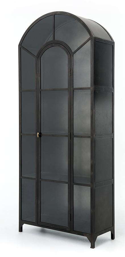 Belmont Metal/Glass Cabinet