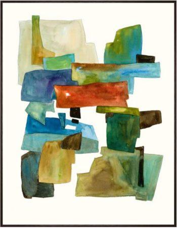 Roca Colorida I