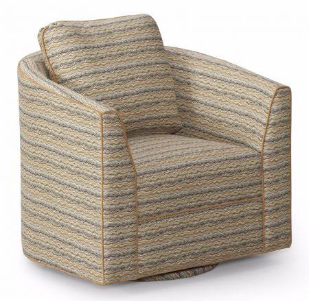 Napoli II Swivel Chair